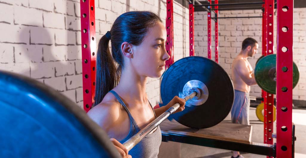 Why women should weight train