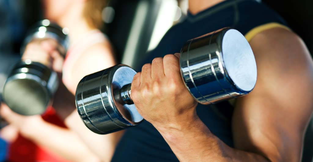 The best exercises for building bigger arms